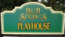 High Springs Playhouse